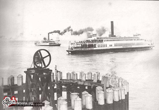 شهر سانفرانسیسکو قبل از زلزله سال ۱۹۰۶