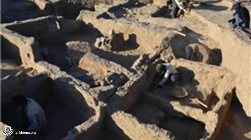 گورستان وستمین اشکانی در معرض تخریب