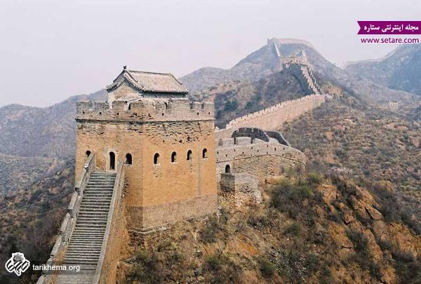 طول دیوار بزرگ چین، حقایق دیوار چین، قدمت دیوار چین، عکس دیوار چین