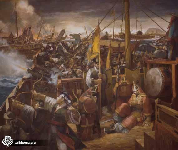 دو نبرد دریایی از جنگ ایمجین