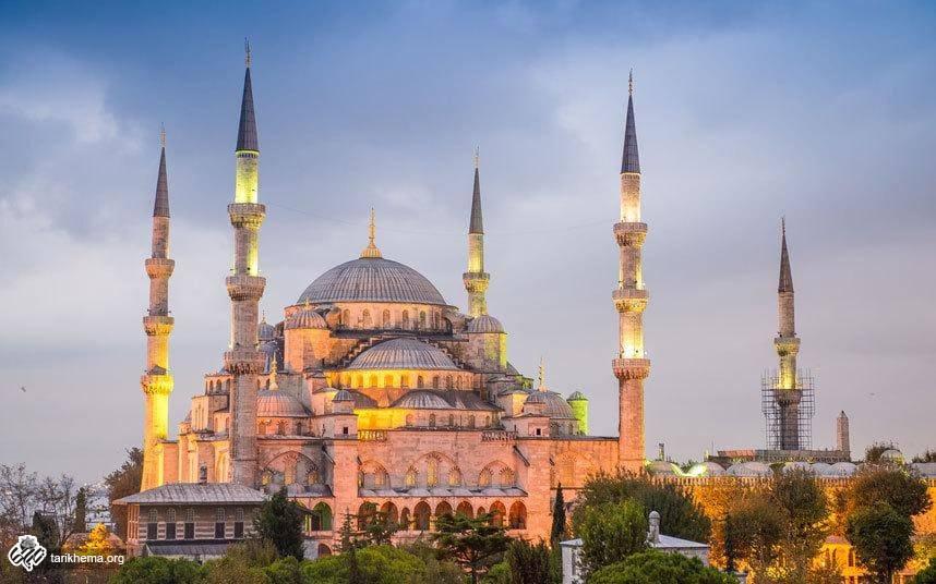 مسجد زیبای ایاصوفیه