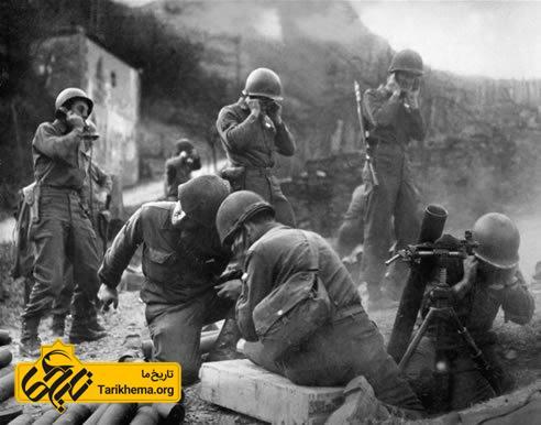 15 عکس جالب از جنگ جهانی دوم