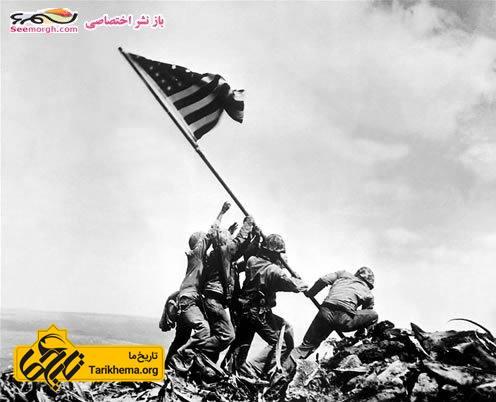 نمایی از جنگ جهانی دوم