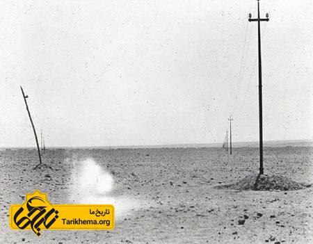 ارتباط تلگرافی در ایران