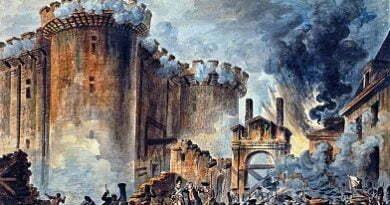 نیم نگاهی به انقلاب فرانسه