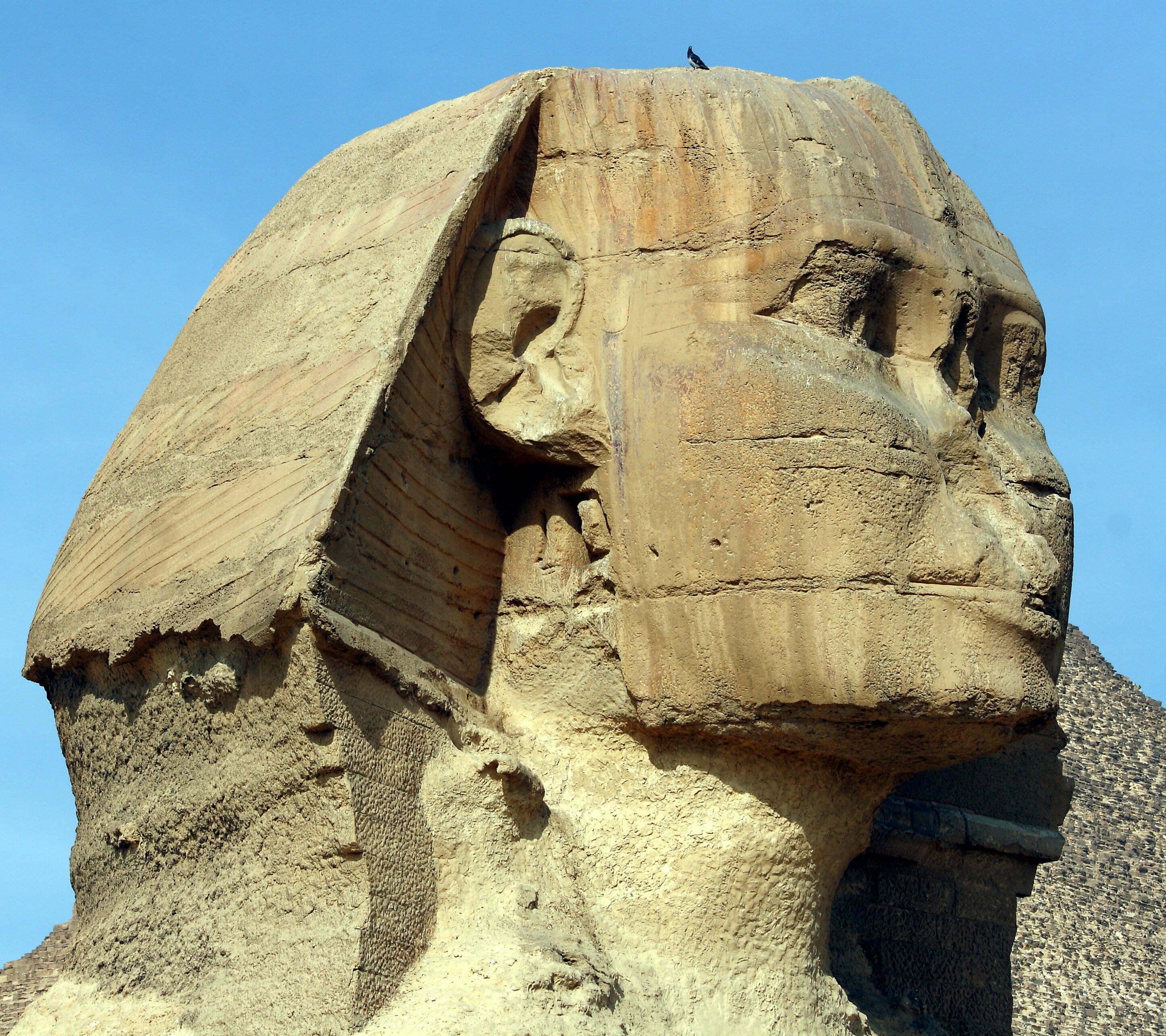 مجسمه ی ابوالهول گیزا