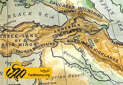 ارمنستان در دوران ماد