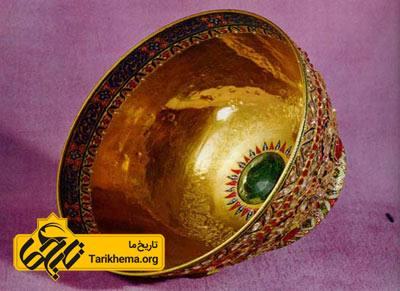 جواهرات ناصرالدین شاه