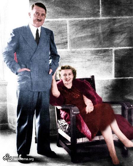 آخرین روز زندگی آدولف هیتلر