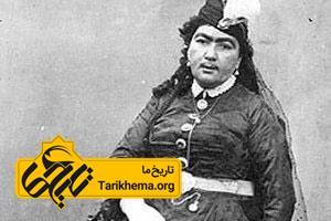 سوگلی ناصر الدین شاه