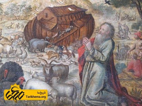 کشتی حضرت نوح