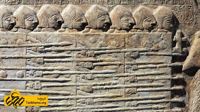 عکس های آثار سومریان باستان