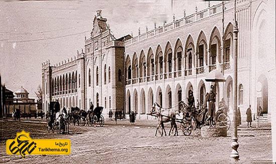 تاریخ تاسیس شهرداری