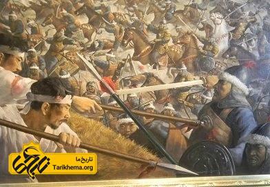اولین و دومین جنگ گوریو - خیتان