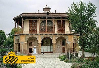 باغ صفویه قزوین