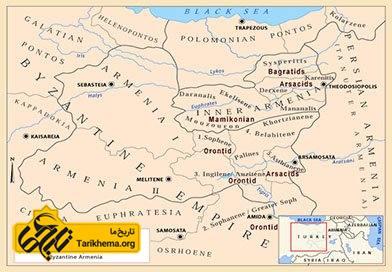 ارمنیان و سلسله پادشاهان ساسانی