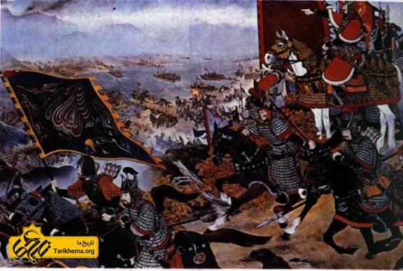 نبرد گوگوریو و ژاپن