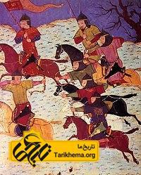 تهاجم مغول ها به کره