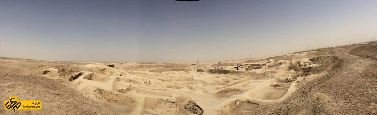 تصاویری از شهر سوخته