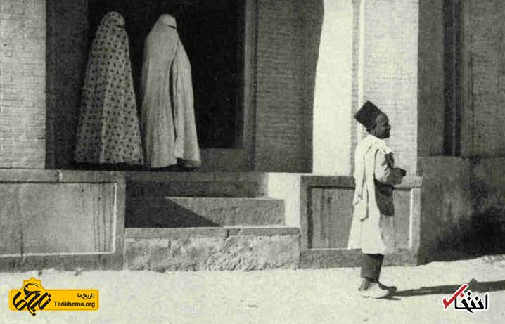 تصاویر دیده نشده ایران در سال ۱۳۰۰ (بخش اول)