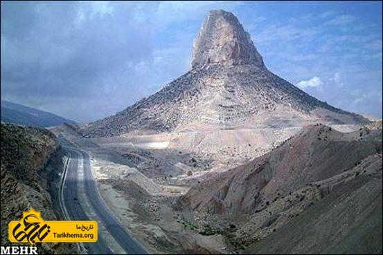 عجایب کوه پردیس/نزدیک ترین خشکی روی زمین به خورشید