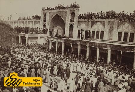 آیینهای عزاداری محرم در عصر قاجار