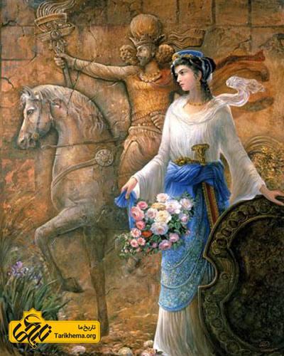 وضعیت اجتماعی زن در ایران باستان