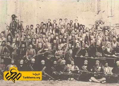 عکس هایی از انقلاب مشروطه