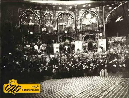 قدیمی ترین تکیه تهران