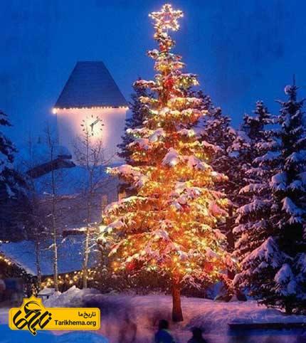 درخت کريسمس