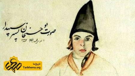 علاقه ناصرالدین شاه قاجار به نقاشی