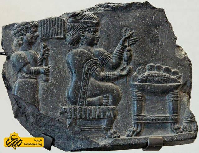 پارچه در دوران ساسانی