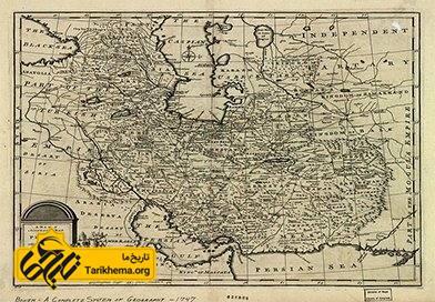 ارمنستان در دوران صفویه-افشاریه-قاجاریه