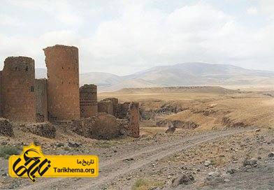 قدرت نظامی ارمنستان در طول تاریخ