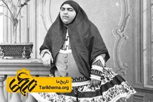 زنان قاجاری چاق