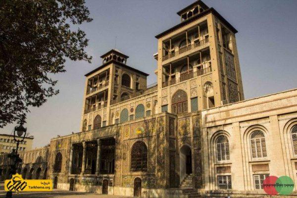 شمس العماره اولین آسمان خراش تهران