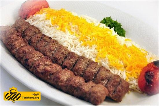 تاریخچه چلوکباب