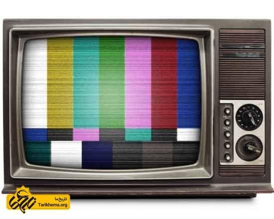 ورود تلویزیون به ایران