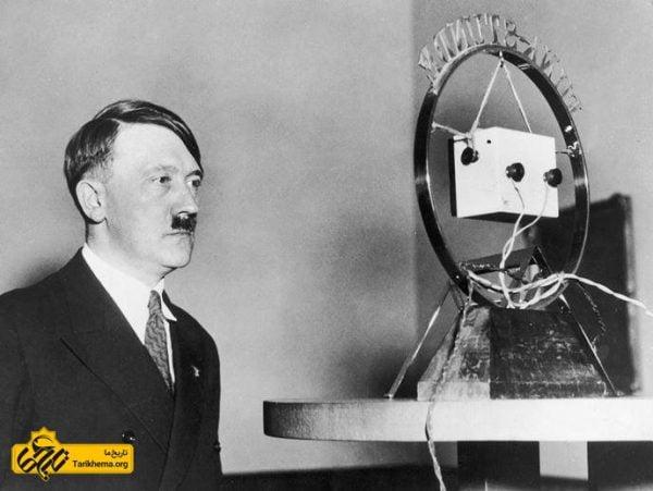 ارتباط میان حزب نازی و ماوراءالطبیعه