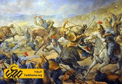 جنگ شیلا و تانگ