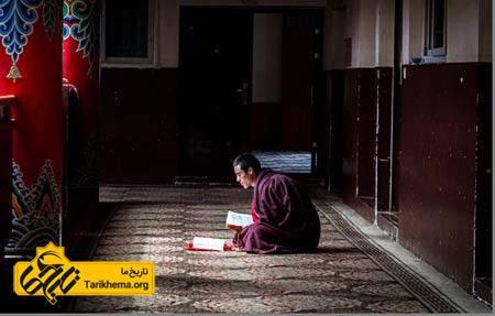 بزرگترین مدرسه بودایی
