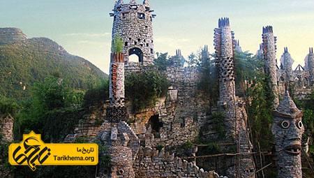 قلعه ای از سنگ