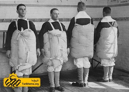 عجیب و غریب ترین تصاویر از جنگ جهانی