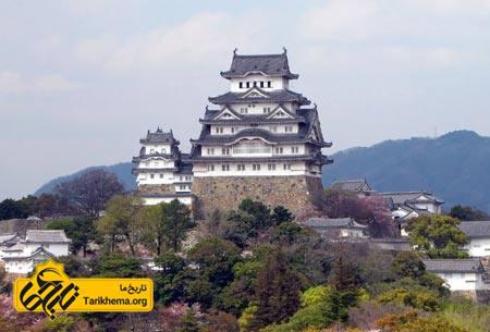 عکس قصر هیمه جی,عکس های قصر هیمه جی در ژاپن,قصر درنای سفید %d9%82%d8%b5%d8%b1-%d9%87%db%8c%d9%85%d9%87-%d8%ac%db%8c Tarikhema.org