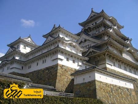 عکس قصر هیمه جی,قصر هیمه جی در ژاپن,قصر درنای سفید %d9%82%d8%b5%d8%b1-%d9%87%db%8c%d9%85%d9%87-%d8%ac%db%8c Tarikhema.org