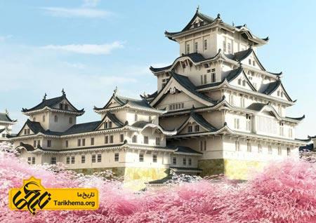 عکس عکس های قصر هیمه جی,قصر هیمه جی در ژاپن,قصر درنای سفید %d9%82%d8%b5%d8%b1-%d9%87%db%8c%d9%85%d9%87-%d8%ac%db%8c Tarikhema.org