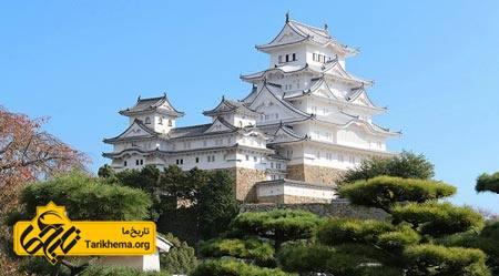 عکس قصر هیمه جی در ژاپن,قصر هیمه جی,قصر درنای سفید %d9%82%d8%b5%d8%b1-%d9%87%db%8c%d9%85%d9%87-%d8%ac%db%8c Tarikhema.org