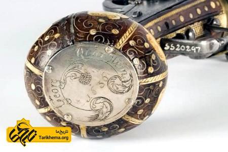 عکس قدیمی ترین هفت تیر دنیا, تاریخ و تمدن %d9%87%d9%81%d8%aa-%d8%aa%db%8c%d8%b1 Tarikhema.org