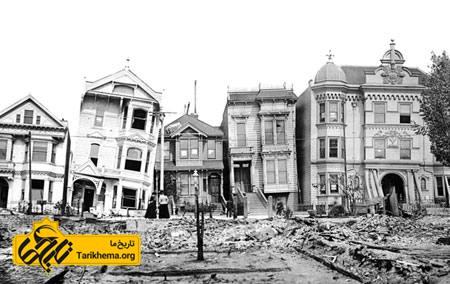 زلزله سال ۱۹۰۶ شهر سانفرانسیسکو