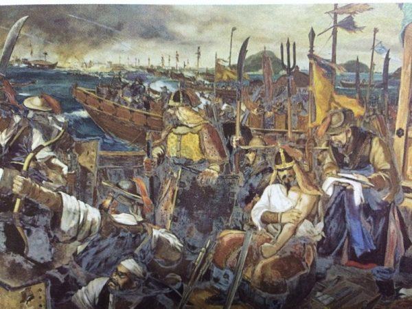 نبرد هانساندو